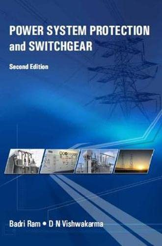 9780071077743: Power System Protection and Switchgear