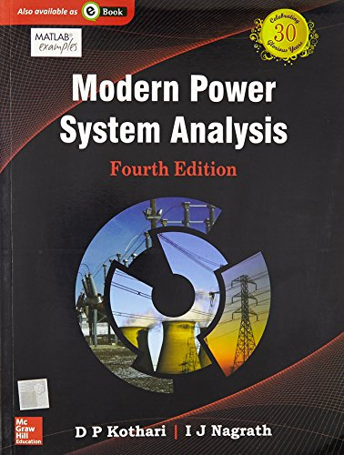9780071077750: Modern Power System Analysis, 4Ed