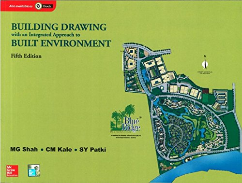 Building Drawing With An Integrated Approach To: By Cm Kale