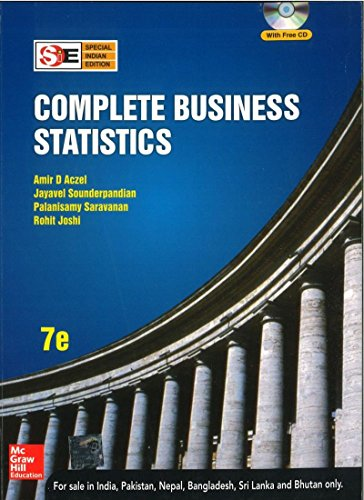 9780071077903: Complete Business Statistics
