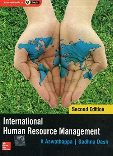 International Human Resource Management, 2Ed: K Aswathappa