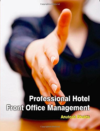 9780071078009: Professional Hotel Front Office Management