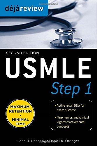 9780071078726: Deja Review Usmle Step 1