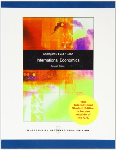 9780071079006: International Economics