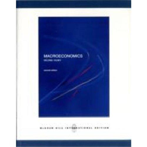 Macroeconomics (2nd. ed.): Delong, J. Bradford
