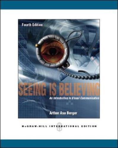 9780071086080: Seeing Is Believing