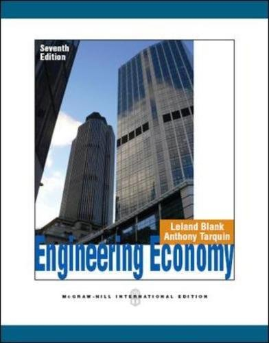 9780071086097: Engineering Economy (Int'l Ed)