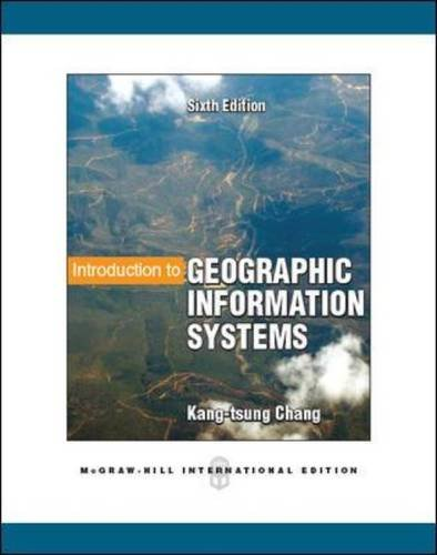 9780071086165: Introduction to Geographic Information Systems with Data Set CD-ROM