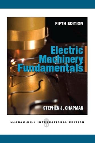 9780071086172: ELECTRIC MACHINERY FUNDAMENTALS
