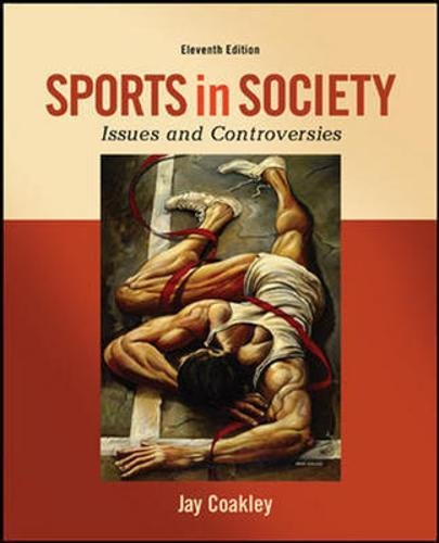 9780071086219: Sports in Society: Issues and Controversies