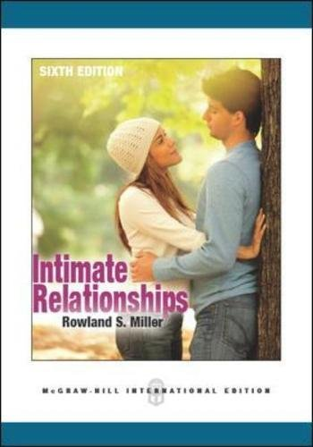 9780071086677: Intimate Relationships