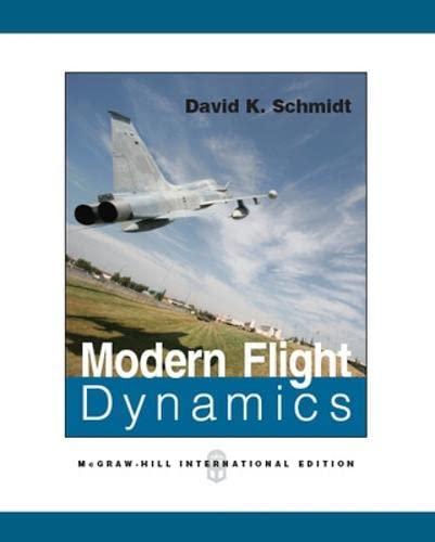 9780071086806: Modern Flight Dynamics