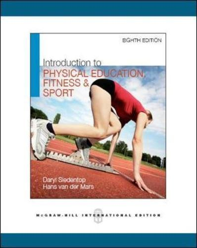 9780071086820: Introduction to Physical Education, Fitness and Sport (Asia Higher Education Health and Human Performance Physical Education/Exercise Science)