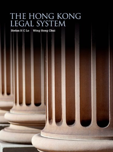 9780071087872: The Hong Kong Legal System