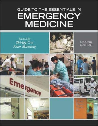 9780071087889: Guide to the Essentials in Emergency Medicine