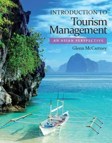 9780071088046: Introduction to Tourism Management: An Asian Perspective