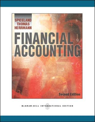 9780071088381: Financial Accounting