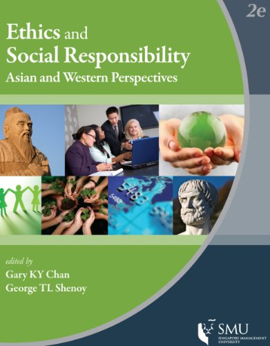 9780071088398: Ethics and Social Responsibility:Asian and Western Perspective