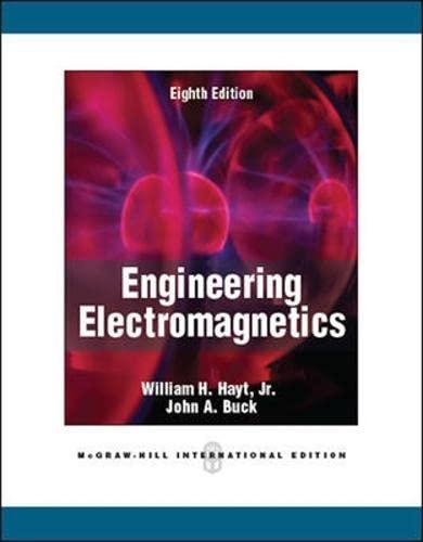 Engineering Electromagnetics (Int l Ed) (Paperback): William H. Hayt,