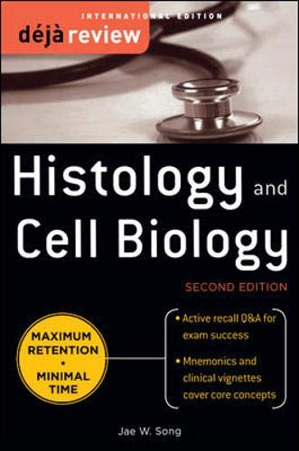 9780071089104: Deja Review Histology & Cell Biology