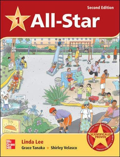 9780071089531: ALL-STAR STUDENT BOOK 1