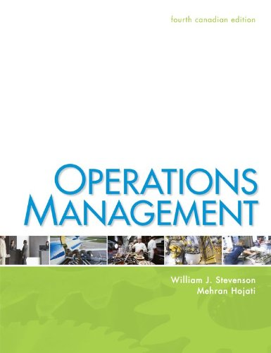 Operations management connect by stevenson william abebooks fandeluxe Images