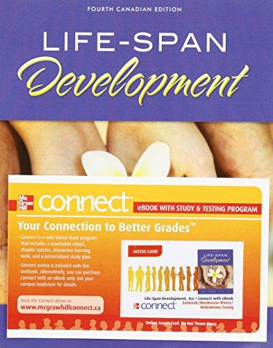Life-Span Development + CONNECT w/eText: John Santrock