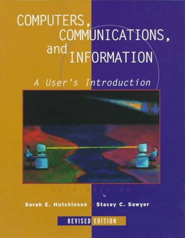 9780071093279: Computers, Communications and Information: Core Version (Chapters 1-8)