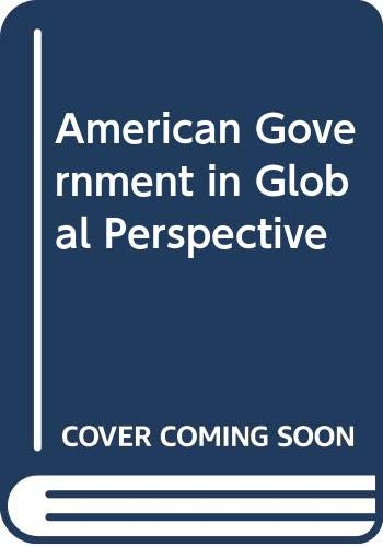 9780071093613: American Government in Global Perspective