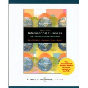 9780071100892: International Business