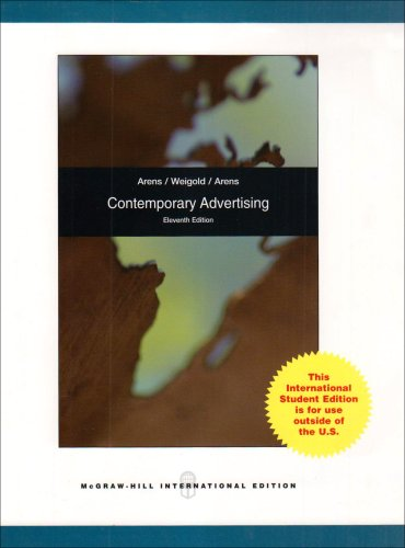 9780071101059: Contemporary Advertising