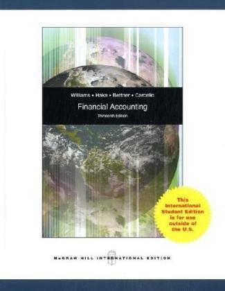 9780071101226: Financial Accounting