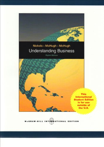 9780071101363: Understanding Business