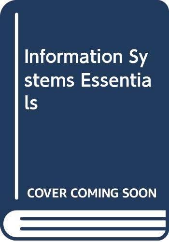 9780071101394: Information Systems Essentials