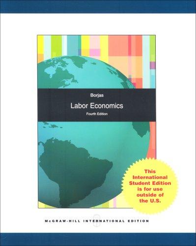 9780071101424: Labor Economics