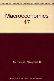 9780071101448: Macroeconomics