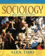 9780071101783: Sociology: A Brief Introduction