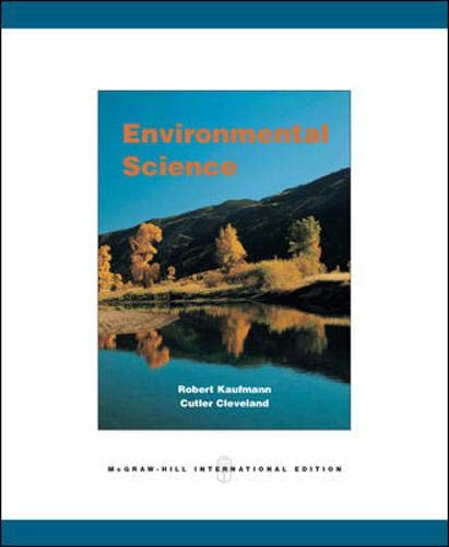 9780071101967: Environmental Science (Int'l Ed)