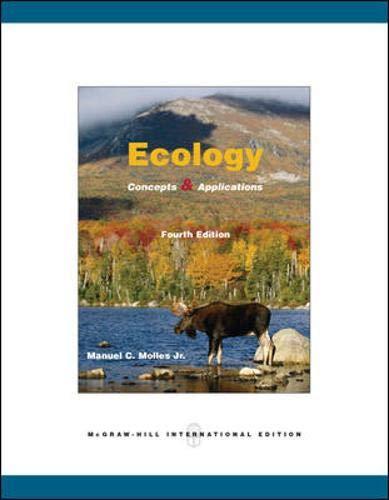 9780071101974: Ecology