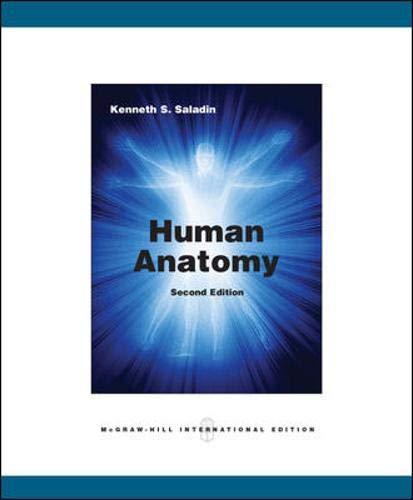 9780071102094: Human Anatomy