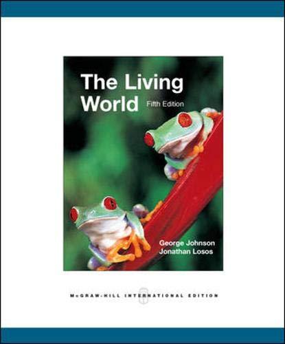 9780071102124: The Living World