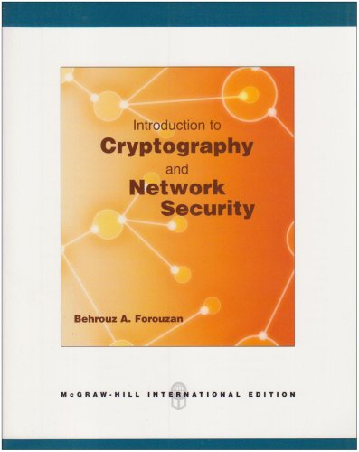 9780071102230: Cryptography & Network Security