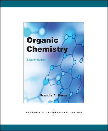 9780071102254: Organic Chemistry