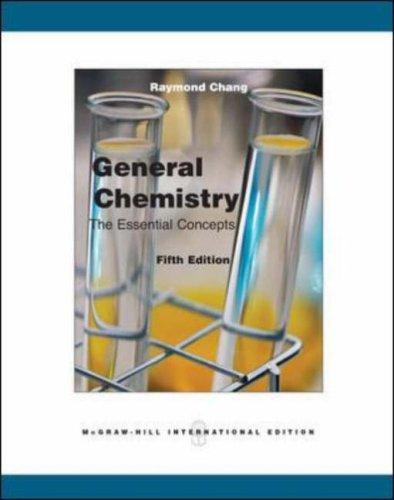9780071102261: General Chemistry