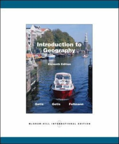 9780071102285: Introduction to Geography