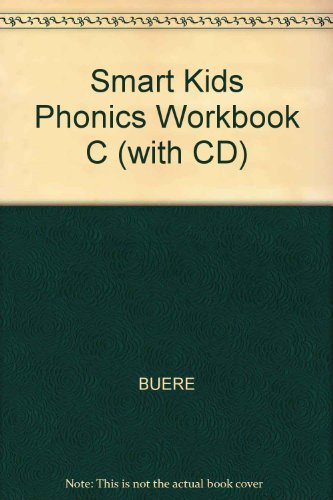 9780071102810: Smart Kids Phonics Workbook C (with CD)