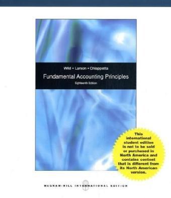 9780071103091: Fundamental Accounting Principles: Phase 1