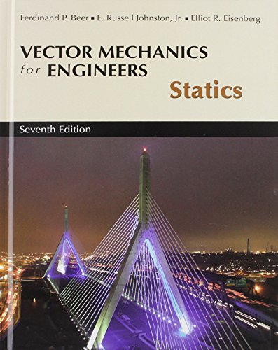 9780071103169: Vector Mechanics for Engineers with Olc: Statics