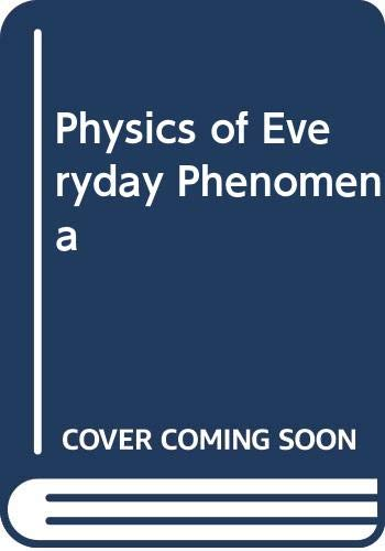 9780071103206: Physics of Everyday Phenomena