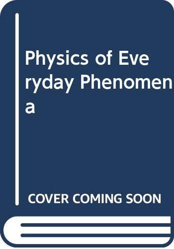 9780071103206: Physics of Everyday Phenomena